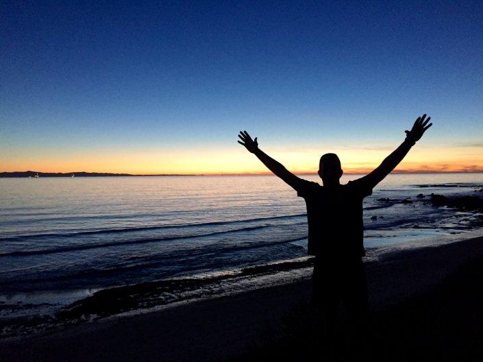 Carp_Sunset