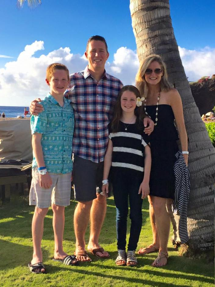 Maui family shot